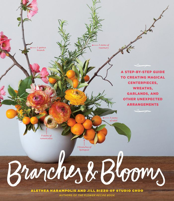 Libro Branches and Blooms